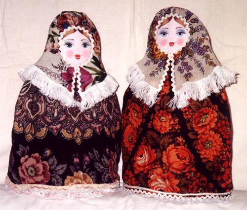 Куклы народа своими руками